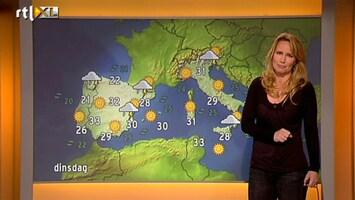 RTL Nieuws Tropische temperatuur in Zuid-Frankrijk