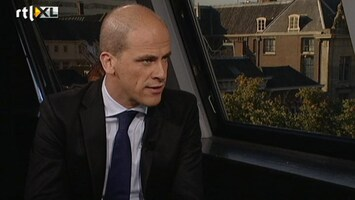 RTL Nieuws Samsom: Rutte's standpunt renteaftrek onverstandig