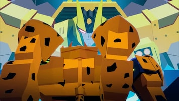 Transformers Cyberverse - Afl. 11