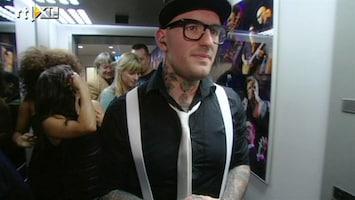 Ik Ben Saunders - Ben Met Valentijn