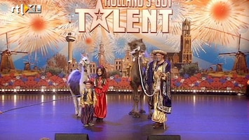 Holland's Got Talent Bert Roelofs