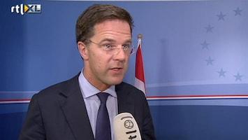 RTL Nieuws Rutte: Wij wilden echt onze afdracht behouden