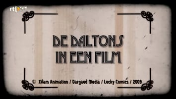 De Daltons - In Een Film