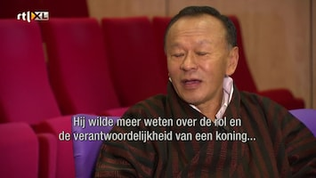 RTL Z Interview Jigmi Thinley