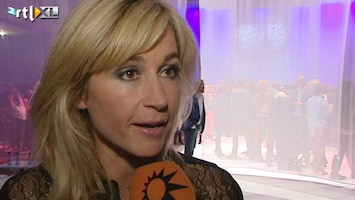RTL Boulevard Dochter Wendy van Dijk groot fan The Voice