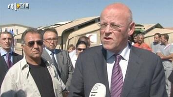 RTL Nieuws Recordaantal vluchtelingen uit Syrië