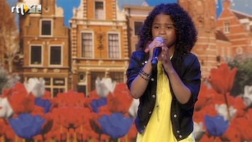 Holland's Got Talent Aliyah Kolf