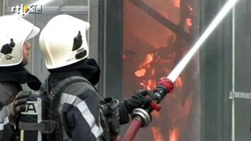 RTL Nieuws Vlam in oliebollenpan, huis afgebrand