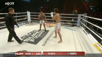 Rtl 7 Fight Night: Glory Kickboxing - Afl. 9