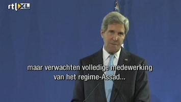 RTL Nieuws 'Gevolgen als Assad zich niet aan afspraak houdt'