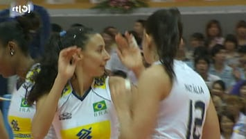 Volleybal! World Grand Prix Volleybal (rtl7) /7