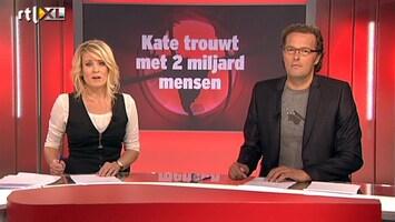 Editie NL Kate trouwt met 2 miljard mensen