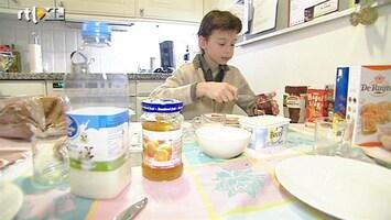 RTL Nieuws Helft ouders neemt tijd voor ontbijt