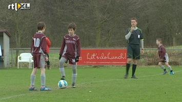 RTL Nieuws Nieuw Sloten en Buitenboys voetballen weer