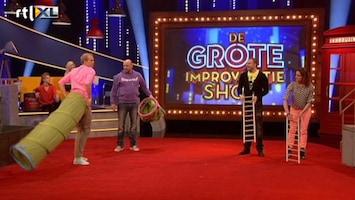 De Grote Improvisatieshow Anus bleken is zo 2010