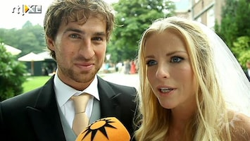 RTL Boulevard Huwelijk Jennifer Ewbank