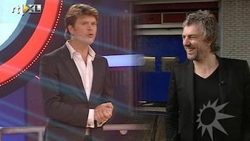 RTL Boulevard Beau en Ruud de Wild ruzien op de radio