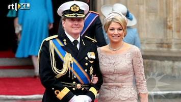 RTL Boulevard Kleding gasten huwelijk William & Kate