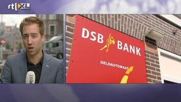 RTL Nieuws 'Dikke streep onder DSB-debacle'