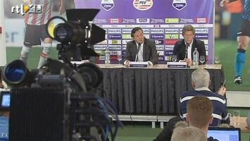 RTL Nieuws PSV zet zijn trainer aan de kant