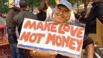 RTL Nieuws 'Occupy Wall Street' blijft aanhouden