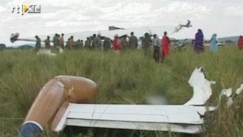 RTL Nieuws Vier doden bij vliegtuigongeluk Kenia