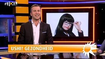 RTL Boulevard Ushi meets PR Sophie Ellis-Bextor