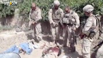 RTL Nieuws Afghanen woest om lijkenplassers