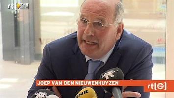 RTL Nieuws Van den Nieuwenhuyzen moet de cel in