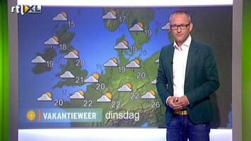 RTL Weer Vakantie Update 12 augustus 2013 12:00 uur