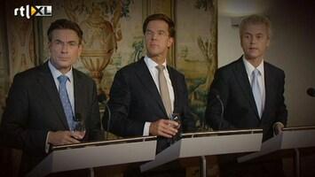 RTL Nieuws Kabinet moet regeerakkoord openbreken