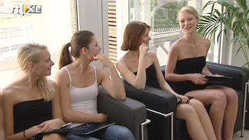Holland's Next Top Model - 'het Is Net Een Vleeskeuring' De Eerste Go See In Milaan