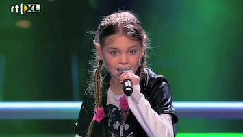 The Voice Kids Sing off Chelsea - Whataya Want From Me