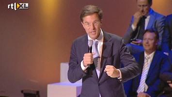 RTL Nieuws VVD-congres vooral peptalk voor VVD-leden