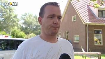 RTL Nieuws 'Boem! Toen lag er een vliegtuig in de tuin'