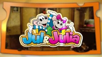 Jul & Julia en de vakantie van meneer Kaasgaaf