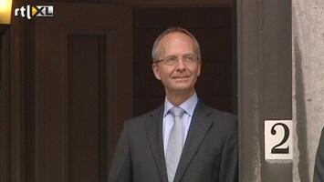 RTL Nieuws Informateurs Kamp en Bos aan slag