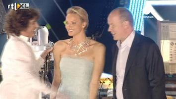 RTL Nieuws Prins en prinses vieren feest