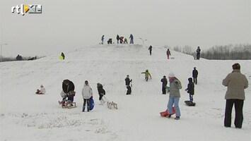 Editie NL Wintervoorspelling: nog kouder