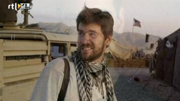 RTL Nieuws Journalisten omgekomen in Libië