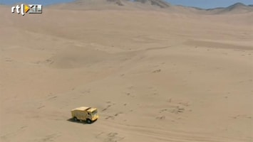 Rtl Gp: Dakar 2012 - Dag 14: De Trucks