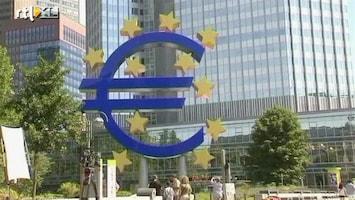 RTL Nieuws Barsten of buigen voor de Euro