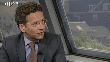RTL Nieuws Dijsselbloem stelt NS onder curatele