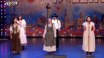 Holland's Got Talent No Name Country Dancers (dans)