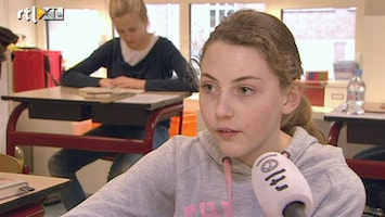 RTL Nieuws Cito-toets begonnen