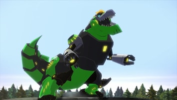 Transformers Robots In Disguise - Afl. 11