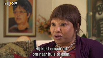 RTL Nieuws Dochter Mandela: 'Hij komt snel naar huis'