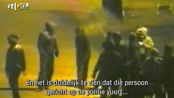 RTL Nieuws Relschoppers schieten op agenten
