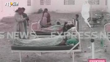 RTL Nieuws Ziekenhuizen overspoeld met slachtoffers beving Pakistan