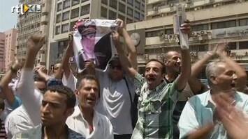 RTL Nieuws Arrestaties en vuurgevechten in Egypte